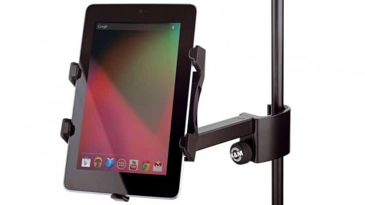 König & Meyer Tablet PC Halter Testbericht