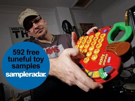 Free Toy Samples