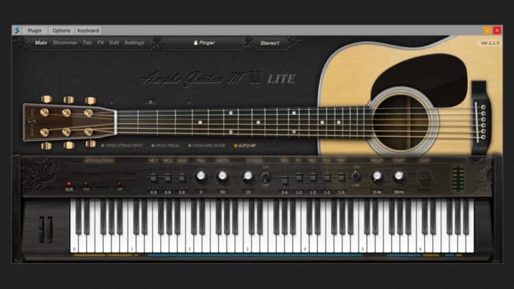 Ample Guitar M Lite