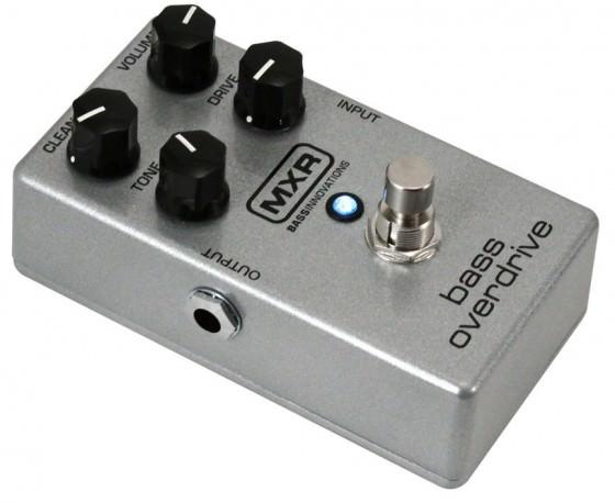 MXR M 89 Bass Overdrive
