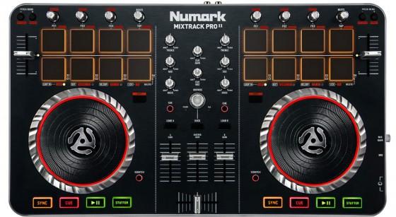 Numark Mixtrack Pro II Testbericht