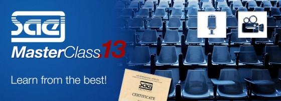 SAE Masterclass 2013