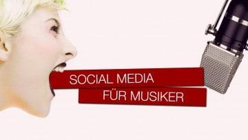 Social Media für Musiker