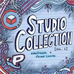 edmStudio Prime Loops Studio Collection Vol.1 - Free Samples