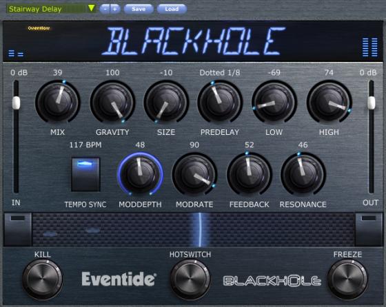 Eventide Blackhole Testbericht