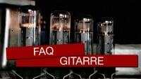 FAQ Gitarre & Bass