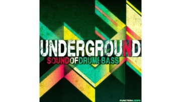 Function Loops Underground Sound of Drum & Bass Testbericht