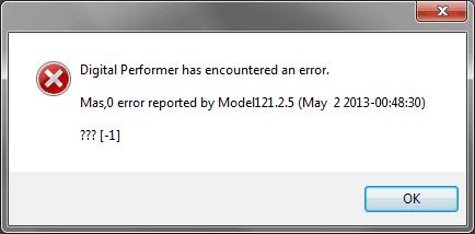 MOTU Digital Performer 8 Testbericht