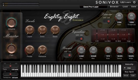 SONiVOX Eighty Eight Ensemble 2.0