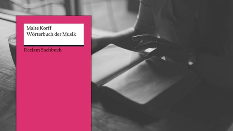 Wörterbuch der Musik