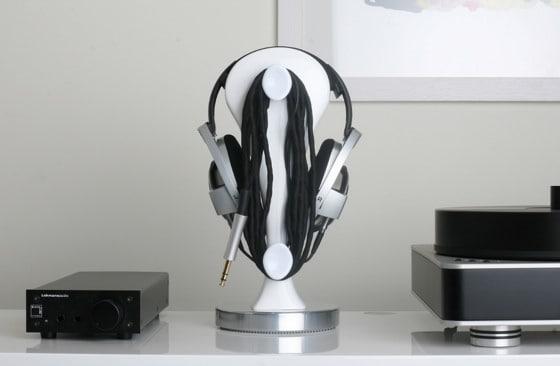 Im Einsatz: Kopfhörerstativ Klutz Design CanCans