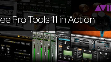 Pro Tools 11 Workshops