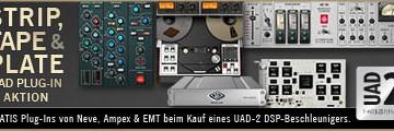 UAD2 Gratis Plugins