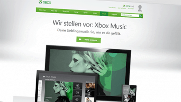 Xbox Music Streamingdienst