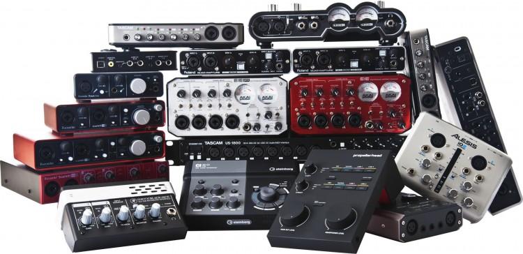 Audio Interface Kaufberatung