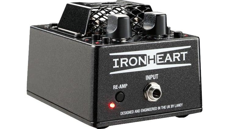 Laney IRT-Pulse - Audio Interface - Gitarre mit Röhren vorverstärken und aufnehmen