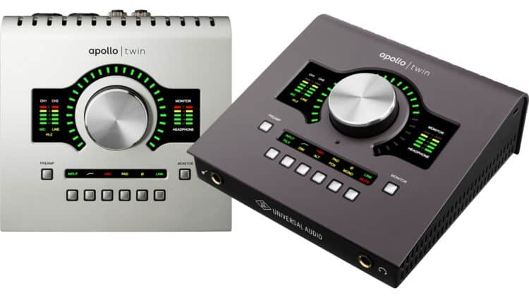 Universal Audio Apollo Twin USB / MkII - Audio Interfaces für Gitarristen