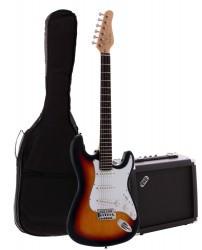 Denis Korn E-Gitarre Starter Set