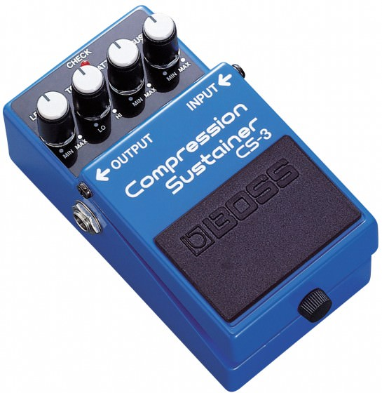 Gitarren-Effekte 2 - Kompressor
