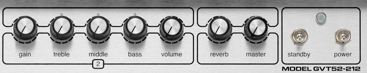 Regler an einem Amp - Gitarrenverstärker Wissen