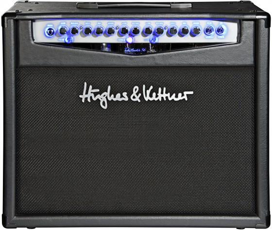 Live-Setup Gitarrenverstärker - Hughes & Kettner TubeMeister 36 Combo