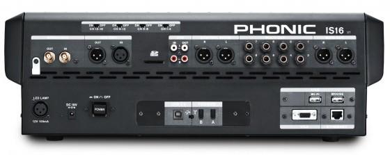 Phonic IS16 Testbericht