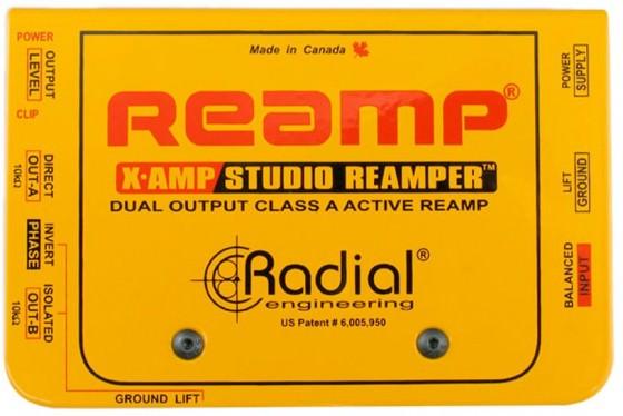 Radial X-Amp