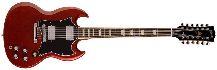 Gitarrenarten SG