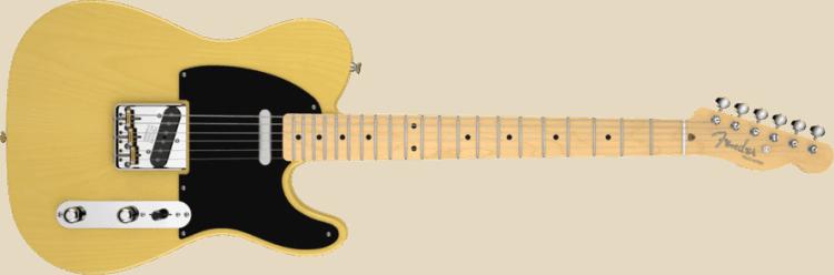 Gitarrenarten: Telecaster
