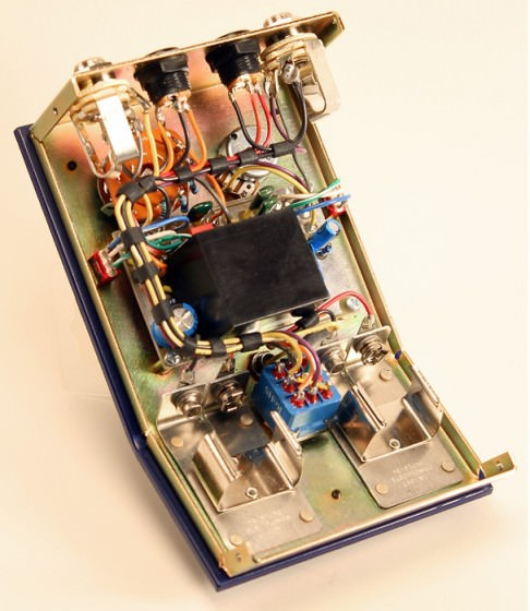 Chandler Limited Germanium Drive Testbericht