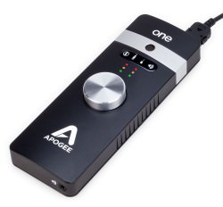 Mobile Audio Interface Apogee ONE