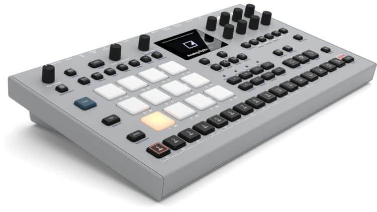 Nächste Generation der professionellen Groovebox (jetzt mit Sample-Aufnahme) - Elektron Analog Rytm MKII
