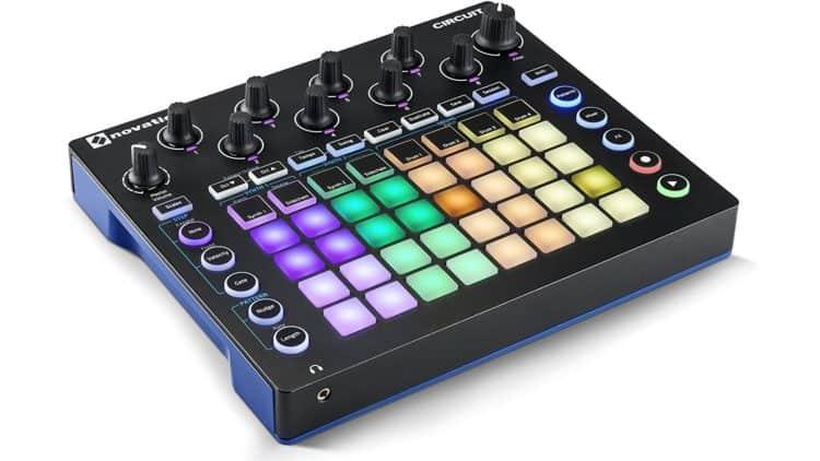 Kleine Wundertüte als Groovebox plus Synthesizer - Novation Circuit