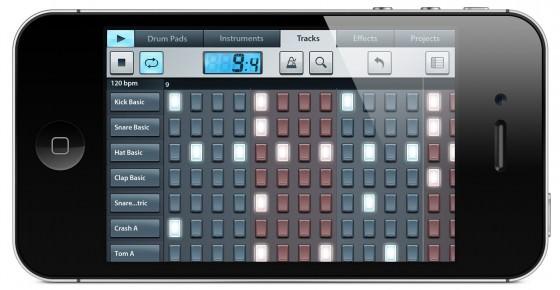 Mobil Beats produzieren mit Smartphone & Tablet