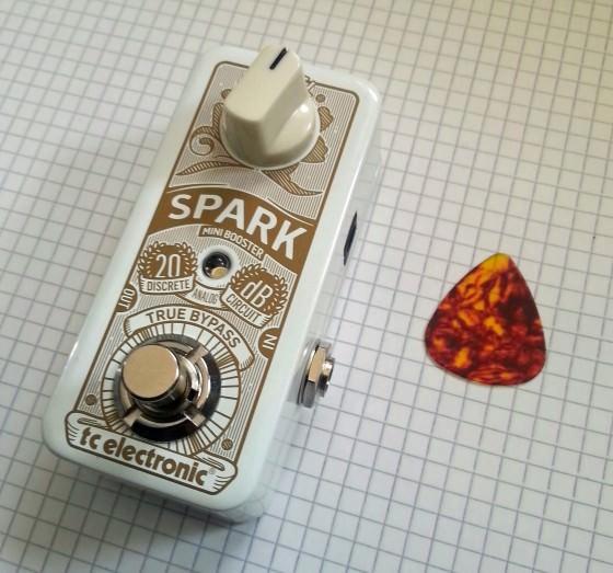 TC Electronic Spark Mini Booster Testbericht
