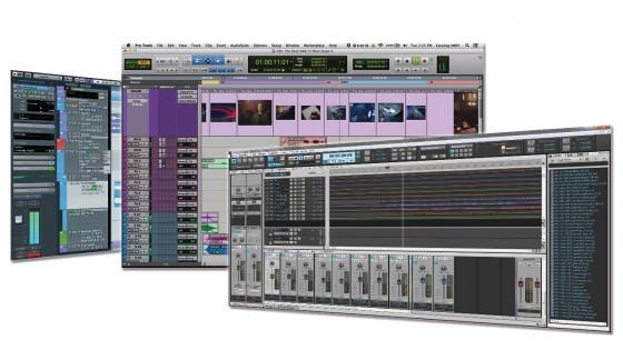 Musikstudio Software