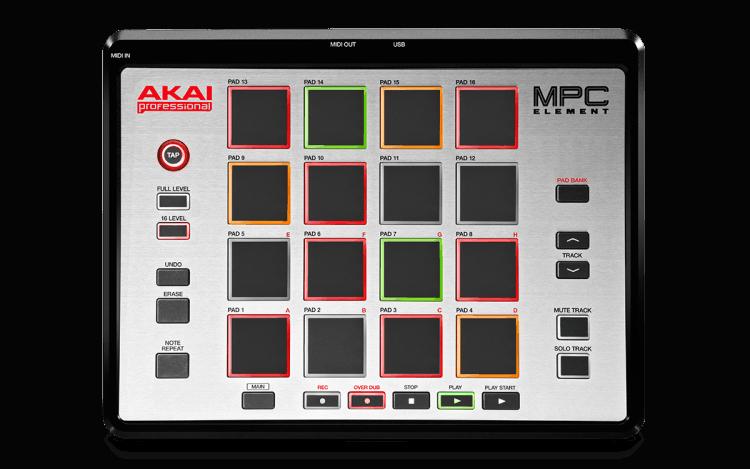 Akai MPC Element Testbericht