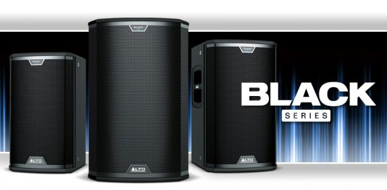 Alto Professional Black Series
