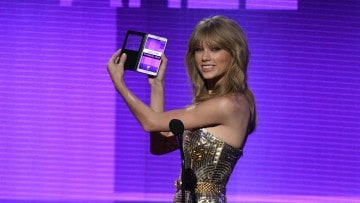 American Music Awards - Taylor Swift