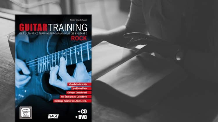 Guitar Training Rock
