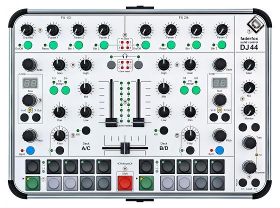 Faderfox DJ44