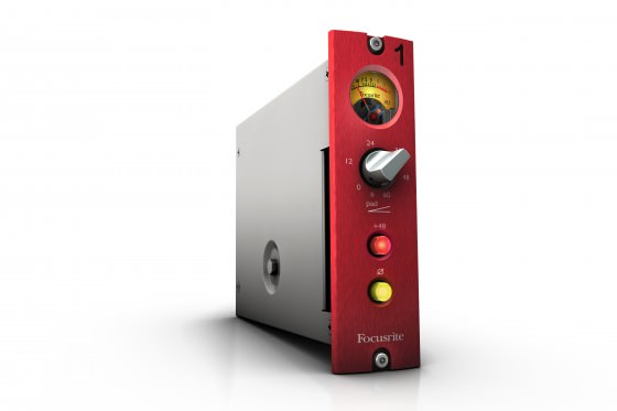 Focusrite Red 1 500 Series