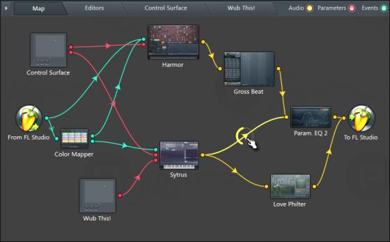 Bestes Musikprogramm für elektronische Musik - Image-Line FL Studio - Patcher