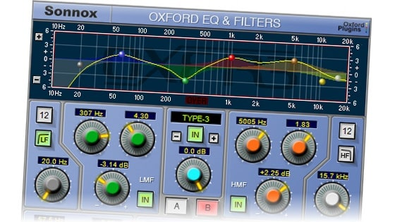Sonnox Oxford EQ