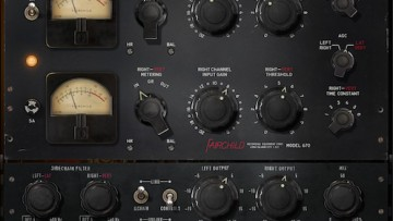 Universal Audio Fairchild Tube Limiter Collection - Fairchild 670