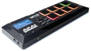 Akai MPX8 Testbericht