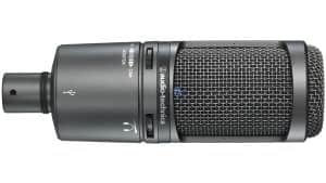 Audio-Technica AT2020USB+ Testbericht