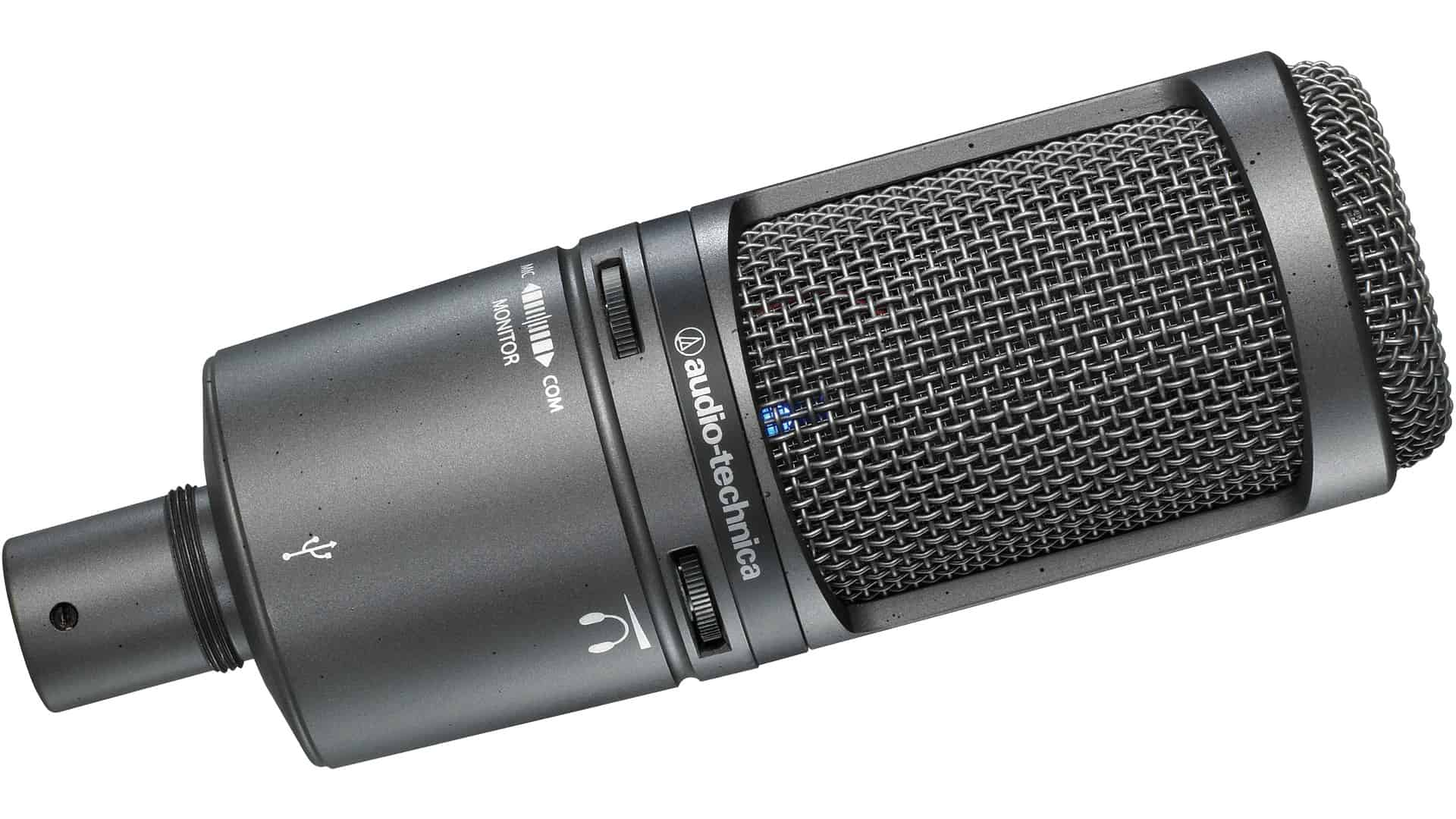 USB Microphone AT-2020 Plus Mic Audio-Technica AT2020USB