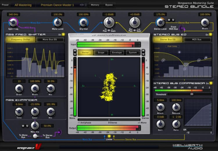 Audio-Editor & Mastering Software - Vengeance Mastering Suite