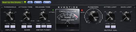 Eventide Omnipressor Testbericht